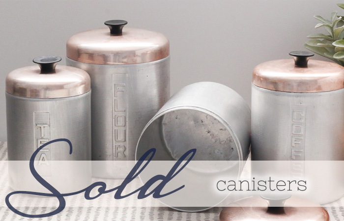 sold canisters